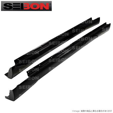 【SEIBON/セイボン】スカイライン G35用サイドスカート直輸入品