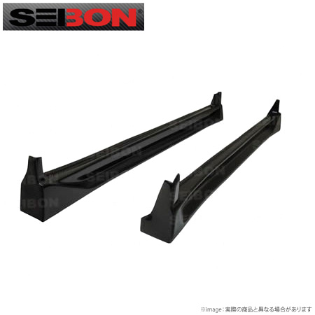 【SEIBON/セイボン】インプレッサ / WRX / S GDB用サイドスカート左右セット直輸入品