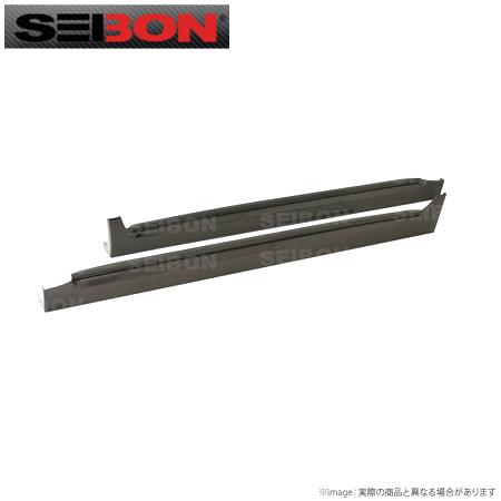 【SEIBON/セイボン】インプレッサ GRB HB用サイドスカート直輸入品