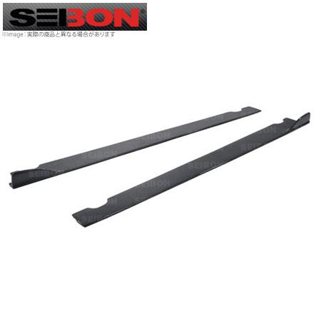 【SEIBON/セイボン】86/BRZ ZC6/ZN6用サイドスカート直輸入品
