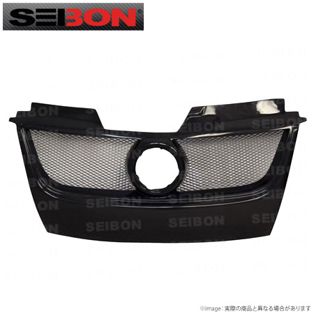 【SEIBON/セイボン】フォルクスワーゲン GOLF5 1K GTI用グリル直輸入品