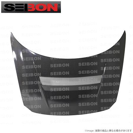 【SEIBON/セイボン】ホンダ CRZ ZF1用ボンネット直輸入品