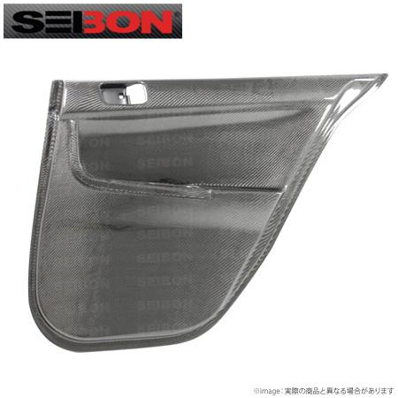 【SEIBON/セイボン】ランサーエボリューション10 CZ4A用ドア左右セット直輸入品