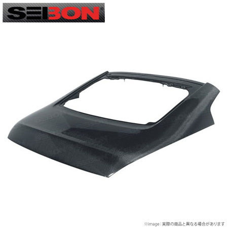 【SEIBON/セイボン】フェアレディZ Z33 用トランク&ハッチ直輸入品