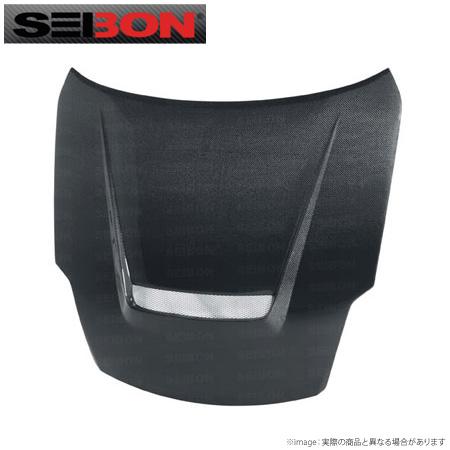 【SEIBON/セイボン】Z33 後期用ボンネット直輸入品