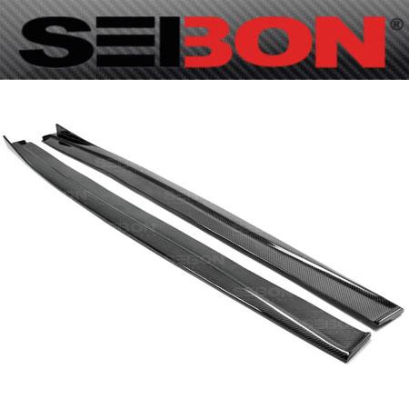 【SEIBON/セイボン】LEXUS/レクサス IS250/350 用サイドスカート直輸入品