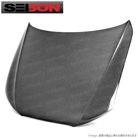 【SEIBON/セイボン】AUDI A4 B8 用ボンネット直輸入品