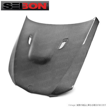 【SEIBON/セイボン】BMW 3シリーズ 2DR,LCI E92 用ボンネット直輸入品