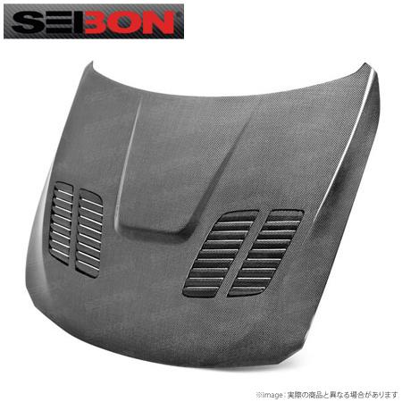 【SEIBON/セイボン】BMW 3シリーズ F30用ボンネット直輸入品