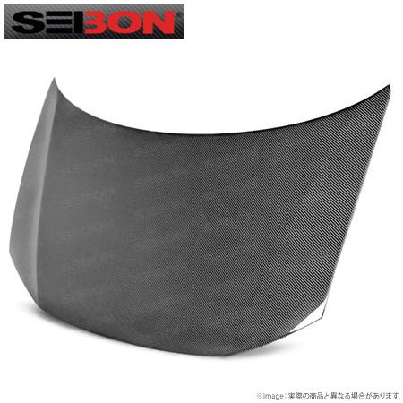 【SEIBON/セイボン】シビック 2DR 用ボンネット直輸入品