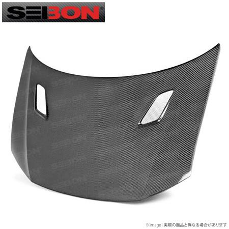【SEIBON/セイボン】シビック 4DR 用ボンネット直輸入品