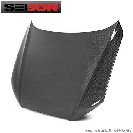 【SEIBON/セイボン】AUDI A8 ボンネットOEM D4用ボンネット直輸入品