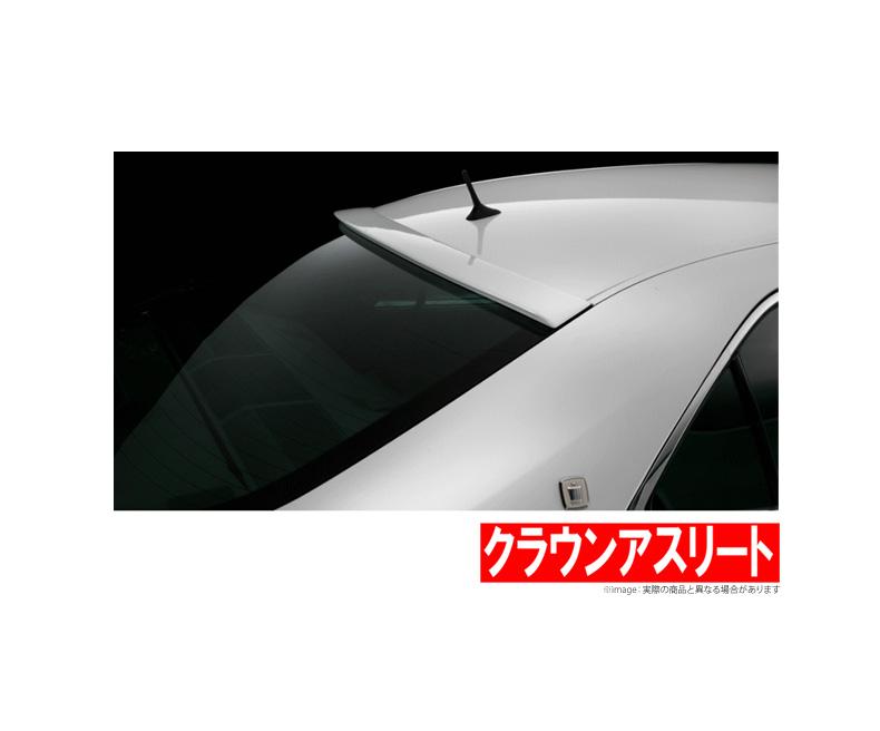 【クロノス Cronus】 クラウン 等にお勧め ルーフスポイラー 塗装済み(単色) 型式等:GRS/GWS 200系 後期 品番:TSR20CR-RS-###