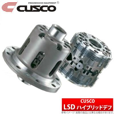 【クスコ CUSCO】インプレッサWRX 等にお勧め ハイブリッドデフ リア 1way 型式等:GRF 品番:HBD 684 A