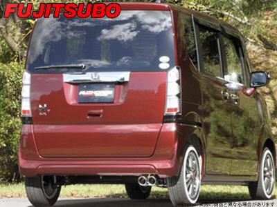 【FUJITSUBO】AUTHORIZE K マフラー JF1 N-BOX スラッシュ ターボ 2WD などにお勧め 品番:740-50814 フジツボ オーソライズK