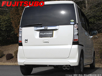 【FUJITSUBO】AUTHORIZE K マフラー JF1 N-BOX NA 2WD '13マイナー後 などにお勧め 品番:740-50815 フジツボ オーソライズK