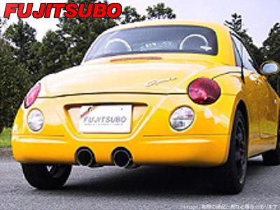 【FUJITSUBO】AUTHORIZE K マフラー L880K コペン などにお勧め 品番:750-70911 フジツボ オーソライズK