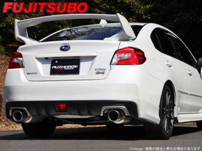 【FUJITSUBO】AUTHORIZE S マフラー VAG WRX S4 などにお勧め 品番:350-63113 フジツボ オーソライズS
