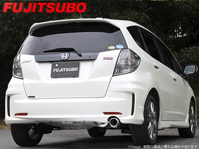 【FUJITSUBO】AUTHORIZE R マフラー GP4 フィット ハイブリッド RS 1.5 2WD などにお勧め 品番:540-51534 フジツボ オーソライズR