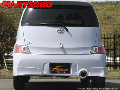 【FUJITSUBO】AUTHORIZE RM マフラー QNC21 bB 1.5 2WD マイナー後 などにお勧め 品番:250-21621 フジツボ オーソライズRM