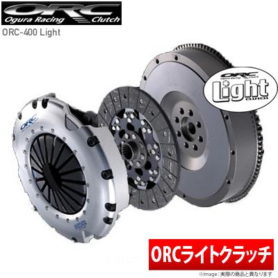 【ORC】ライトクラッチ ORC400Light(シングル) HP(高圧着タイプ) セリカ ST185系にお勧め!品番:400L-HP-TT0303