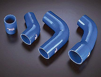 【サムコ SAMCO】 ターボホースキット TURBO HOSE KIT & ホースバンドキット FIAT ウノターボ MK2/1.37T系にお勧め! [オプションカラー] [ホース4本+バンド] 品番:40TCS13/B