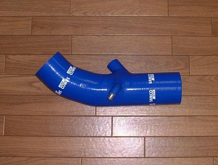 【サムコ SAMCO】 インダクションホースキット INDUCTION HOSE KIT & ホースバンドキット フェアレディZ Z33 HZ33系にお勧め! [標準カラー] [ホース1本+バンド3点] 品番:40TB1372