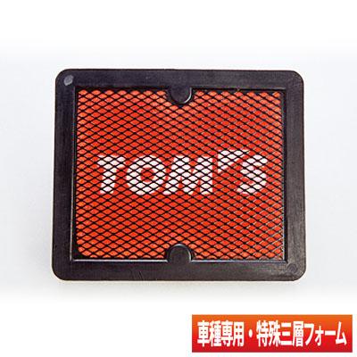 【トムス/TOMS】エアクリーナー・スーパーラムII LEXUS LS 型式:UVF4#系にお勧め品番:17801-TSR33