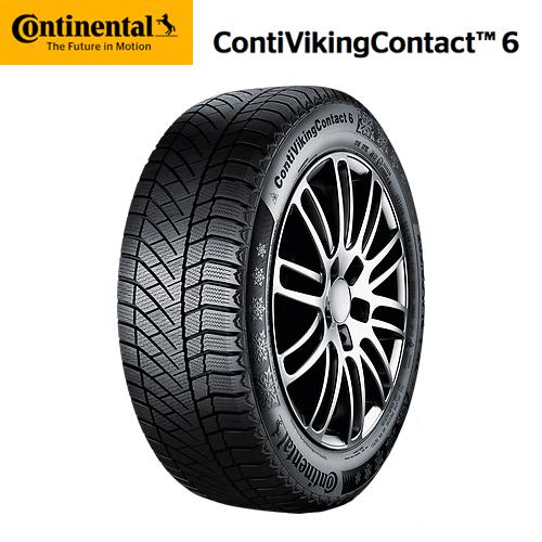 コンチネンタル コンチバイキングコンタクト6 CVC6 SUV 215/65R16 102T XL スタッドレスタイヤ
