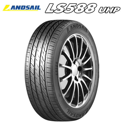 サマータイヤ 245/30R22 95W XL 22インチ LANDSAIL(ランドセイル) LS588 UHP 【2018~2019年製】