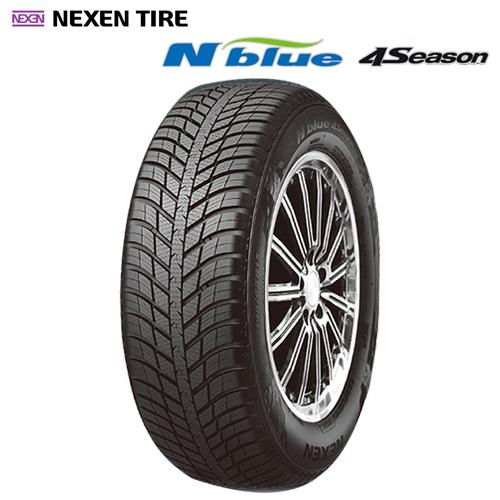 訳あり品送料無料 送料無料 16インチ 205 60R16 新品 オールシーズンタイヤ 96H 4Season Nblue XL 2021年製 ネクセン
