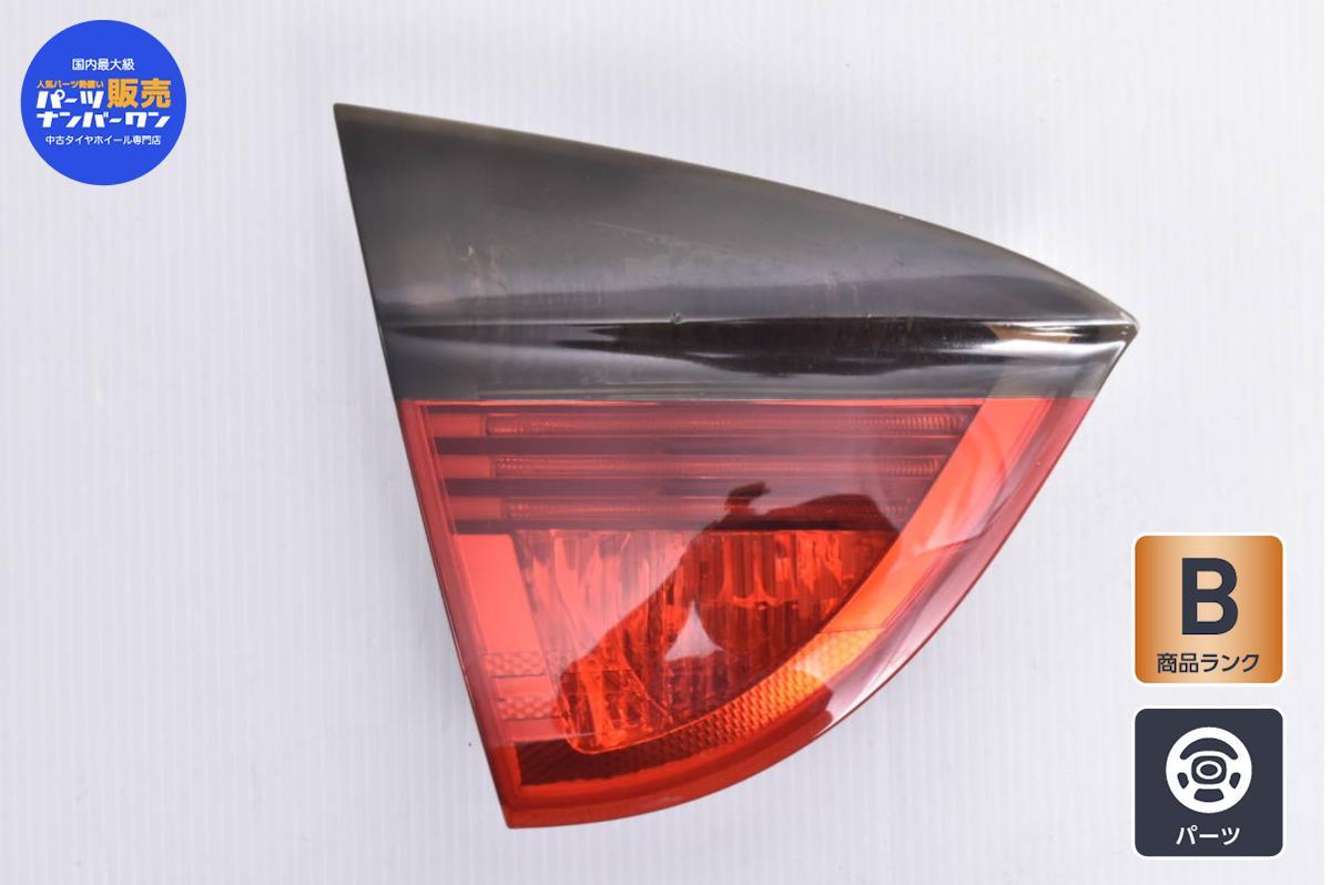 中古 7 160 063 BMW E91 3シリーズ ツーリングワゴン 純正 テールライト テールライト トランク側 左側 1点