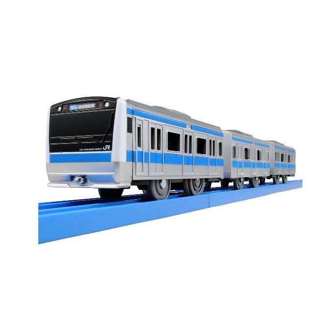 (税込み¥1728/個)プラレール S-33 E233系京浜東北線【1カートン/24入り】カートンボックス販売