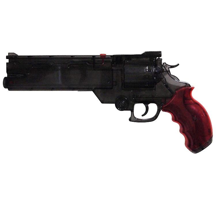 Fullcock 劇場版トライガン Badlands Rumble ヴァッシュの銃 クリアブラック 全長約330mm PS製 ウォーターガン 【定価2400円】