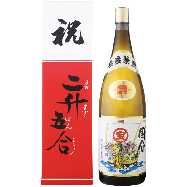 国分酒造 国分 七福神 4500ml 【焼酎】【しょうちゅう】【4.5l】【4.5L】
