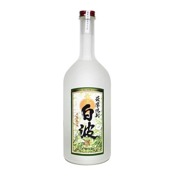 薩摩酒造 25度 さつま白波伝承720ml×6本セット【焼酎】【しょうちゅう】【まとめ買い】