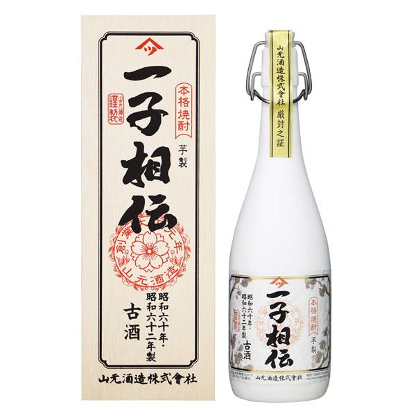 山元酒造 山元一子相伝(芋製古酒) 720ml