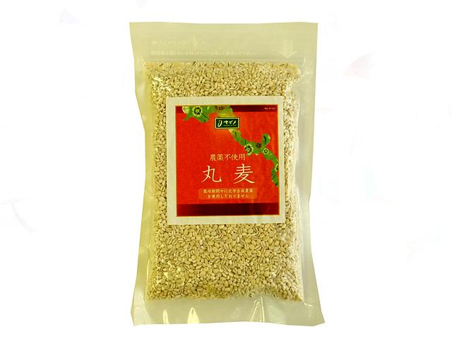 国産 永遠の定番 丸麦 300g 農薬不使用 供え HZ