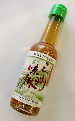 """150 ml of small organic real Mikawa sweet sake ※""""The genuine sweet sake"""" of ultimate material and the traditional manufacturing method (TZ)"""