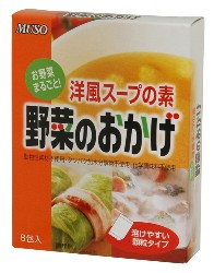 Be) thanks to the vegetable (Great Western-style soup) 5 g × 8