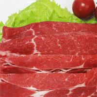 (XING farm cattle) beef shoulder loin Sukiyaki for 200 g
