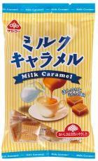 三温糖を使用し ミルク風味のちょっぴり大粒のキャラメルです オープニング 大放出セール !超美品再入荷品質至上! ■ ムソー ミルクキャラメル180g サンコー