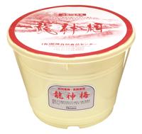 ●オーサワ「龍神梅」<丸樽 4kg>無添加・天日干し化学農薬・化学肥料不使用(TZ)