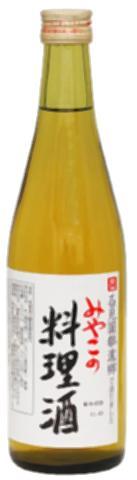 ♦ Miyako cooking wine 500 ml