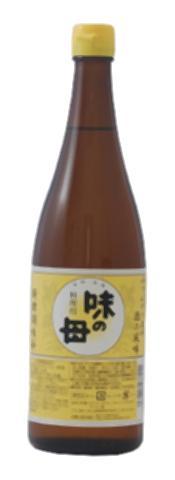日本酒の基となる もろみ 原酒 からできた料理用醗酵調味料です 酒の風味とみりんの旨みを併せ持ち ムソー ブランド買うならブランドオフ 味の母720ml 物品 あらゆる料理に使えます 味の一 ■