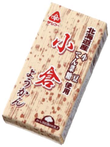 ■【ムソー】(サンコー)小倉ようかん58g ※40個セット(1ケース)