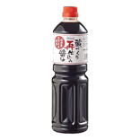 -Collection includes the works again brewed soy sauce (bottled) 1000 ml