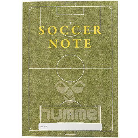 hummel ヒュンメル サッカーノート SOCCER NOTE HFA9021