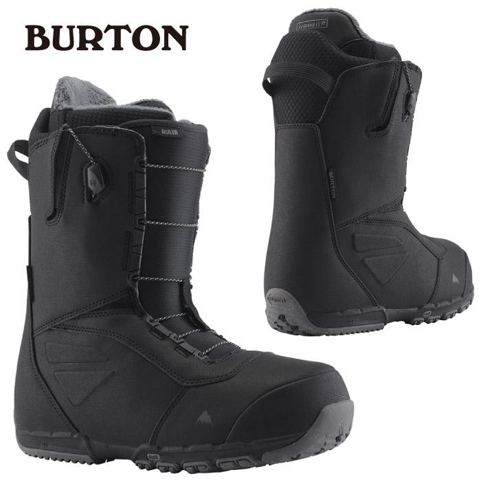 【特典付】 BURTON バートン RULER WIDE FIT ルーラー ワイドフィット スノーボード ブーツ メンズ 2019-2020年 正規品 アジアンフィット 幅広 131751