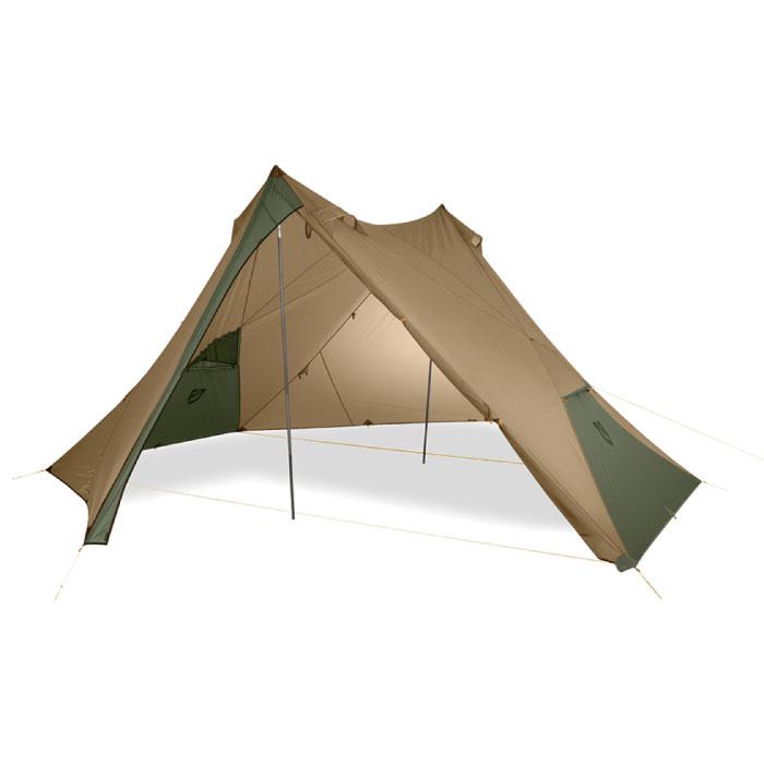NEMO ニーモ ヘキサライト HEXALITE6P テント タープ アウトドア 野外 キャンプ NM-HEX-6P-CY